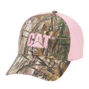 CAT Trademark Cap - Women - Realtree / Pink