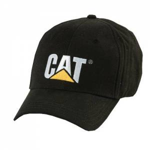 CAT Trademark Cap - Men - Black