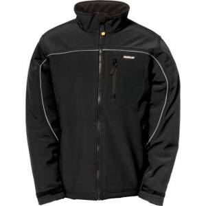 CAT Soft Shell Jacket - Men - Black