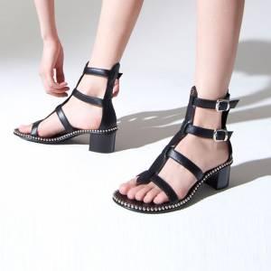 "Giuseppe Zanotti Gladiator Sandals ""Sparta"""