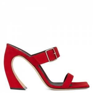 "Giuseppe Zanotti Women's Sandals ""Red Musa"""