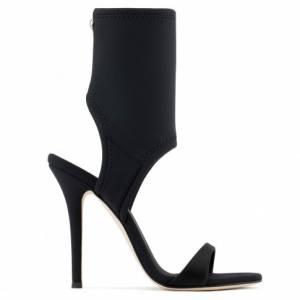 """Giuseppe Zanotti Women's Sandals """"AGNES"""" Black"""
