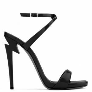 Giuseppe Zanotti Sandals G HEEL Black