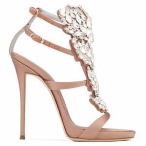 Giuseppe Zanotti Sandals CRUEL SPARKLE Blush