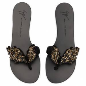 "Giuseppe Zanotti Women's Sandals ""CRUEL SPARKLE"""