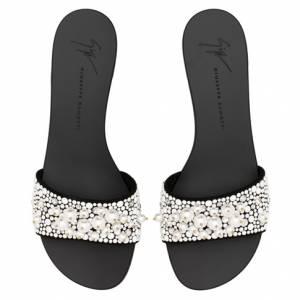 "Giuseppe Zanotti Women's Sandals ""VANESSA"" Flats"