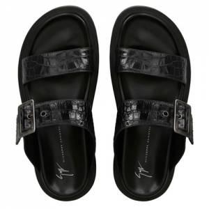 """Giuseppe Zanotti Men's Sandals """"Livio"""""""