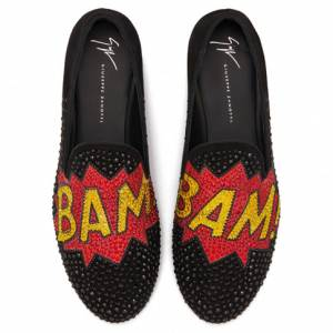 "Giuseppe Zanotti Loafers ""G Bubble"" Men's Shoes"