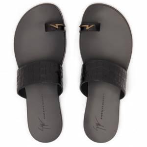 "Giuseppe Zanotti Men's Sandals ""Orlando"""