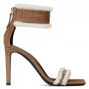 """Giuseppe Zanotti Women's Sandals """"Vanilla Winter"""""""