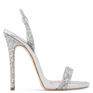 "Giuseppe Zanotti Women's Sandals ""SOPHIE GLITTER"" Heels"