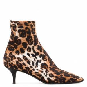 "Giuseppe Zanotti Women's Boots ""SALOMÈ"" Leopard"
