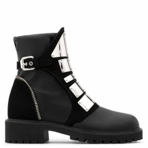 "Giuseppe Zanotti Boots ""Regan"" Women's Shoes"
