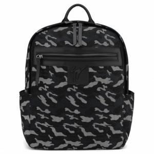 Giuseppe Zanotti Backpack RANDY Camouflage
