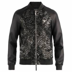 "Giuseppe Zanotti Jacket ""LANCE"" Men's Leather Jackets"