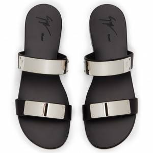 "Giuseppe Zanotti Sandals ""Zak"" Men's Shoes"