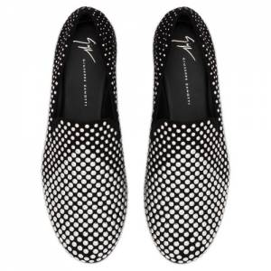 "Giuseppe Zanotti Men's Loafers ""CASCADE"" Shoes"