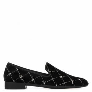 """Giuseppe Zanotti Men's Loafer Shoes """"REGAL G"""""""