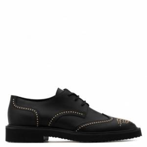 "Giuseppe Zanotti Men's Shoes ""ANDIE"" Studded Lace-Up"