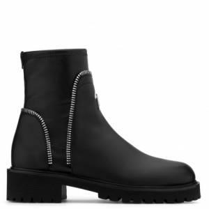 "Giuseppe Zanotti Boots ""Rodger"" Men's Shoes"