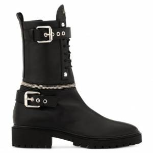 "Giuseppe Zanotti Boots ""Cameron"" Men's Shoes"