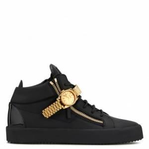 """Giuseppe Zanotti Sneakers """"Gzxcowan"""" Men's Mid Tops"""