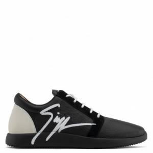 """Giuseppe Zanotti Men's Sneakers """"G RUNNER"""" Low-Tops"""