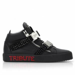 "Giuseppe Zanotti Sneakers ""Tribute"" Men's Mid Tops"