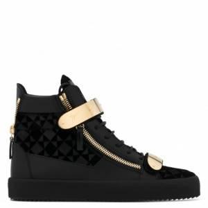 "Giuseppe Zanotti Men's Sneakers ""COBY"" HighTops"