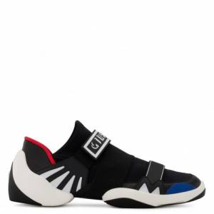 "Giuseppe Zanotti Men's Sneakers ""JUMP R18"" Slip-on"