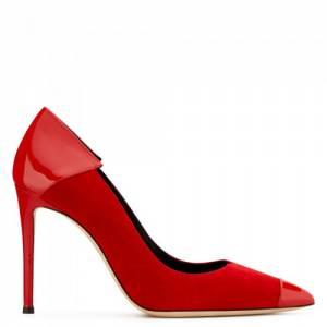 "Giuseppe Zanotti Pumps ""Red Adela"""