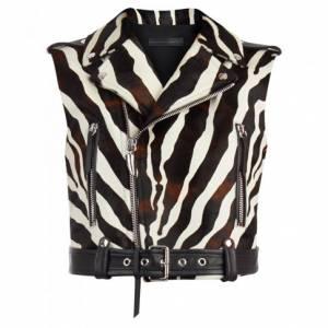 "Giuseppe Zanotti Women's Jacket ""Amelia Exotic"""