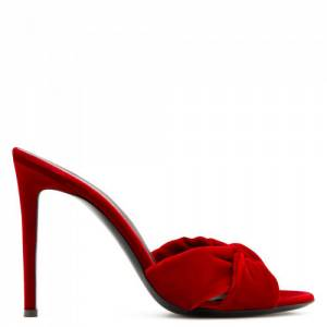 """Giuseppe Zanotti Sandals """"Red Cecily"""""""