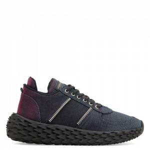 "Giuseppe Zanotti Women's Sneakers ""Lurex Urchin"""