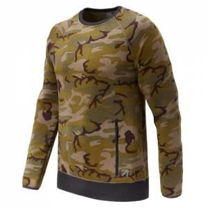 New Balance Men's J.Crew Sport Style Crew Sweatshirt - (MT71586-JC)