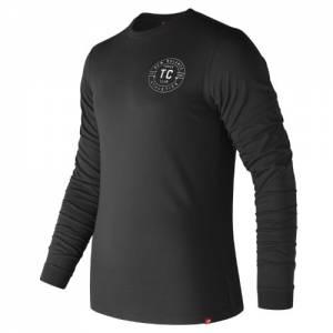 New Balance Men's Track Club Long Sleeve Tee - (MT73516)