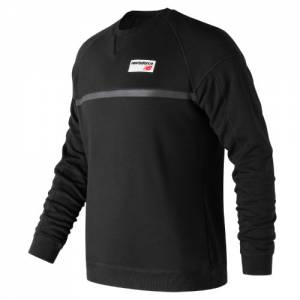 New Balance Men's NB Athletics Crew Sweatshirt - (MT73526)