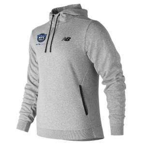 New Balance Men's United Airlines NYC Half 247 Sport Hooded Pullover - (MT81546C)