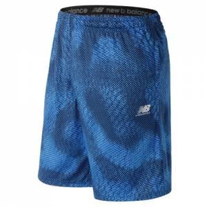 New Balance Men's Lacrosse Pattern Shorts - (TMMS752)