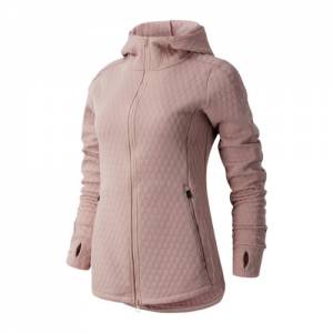 New Balance 03126 Women's NB HeatLoft Jacket - Pink (WJ03126SRN)