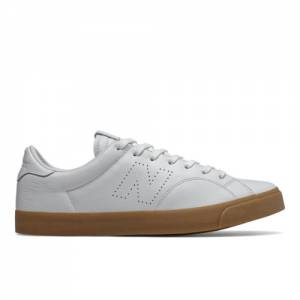 New Balance All Coasts 210 Unisex Court Classics Shoes - White (AM210FWH)