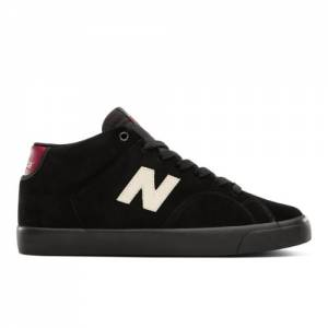 New Balance All Coasts 210 Mid Men's Lifestyle Shoes - Black (AM210MBG)
