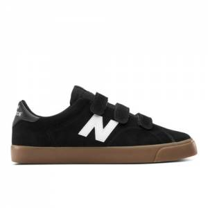 New Balance Numeric 210 Men's Lifestyle Shoes - Black (AM210VNW)