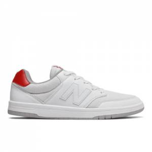 New Balance All Coasts 425 Men's Court Classics Shoes - White (AM425WHT)