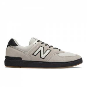 New Balance All Coasts 574 Men's Shoes - Grey (AM574BTN)