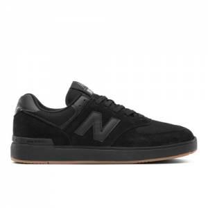 New Balance AM574V1 Men's Lifestyle Shoes - Black (AM574CBL)