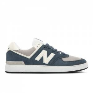 New Balance All Coasts 574 Men's Lifestyle Shoes - Blue (AM574ING)