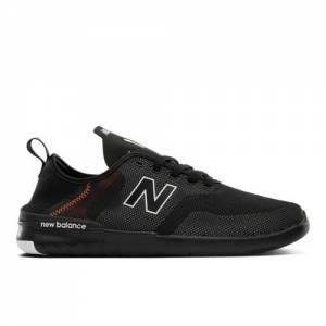 New Balance All Coasts AM659V2 Men's Court Classics Shoes - Black / Red (AM659BB2)