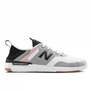 New Balance All Coast 659 Men's Lifestyle Shoes - White / Black (AM659WWT)