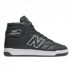 New Balance BB480 Men's Lifestyle Shoes - Black (BB480HD)